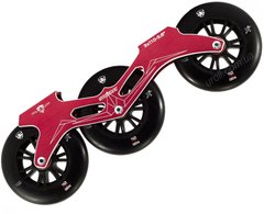 Сет Flying Eagle Stingray Red + Speed Wheels 88A