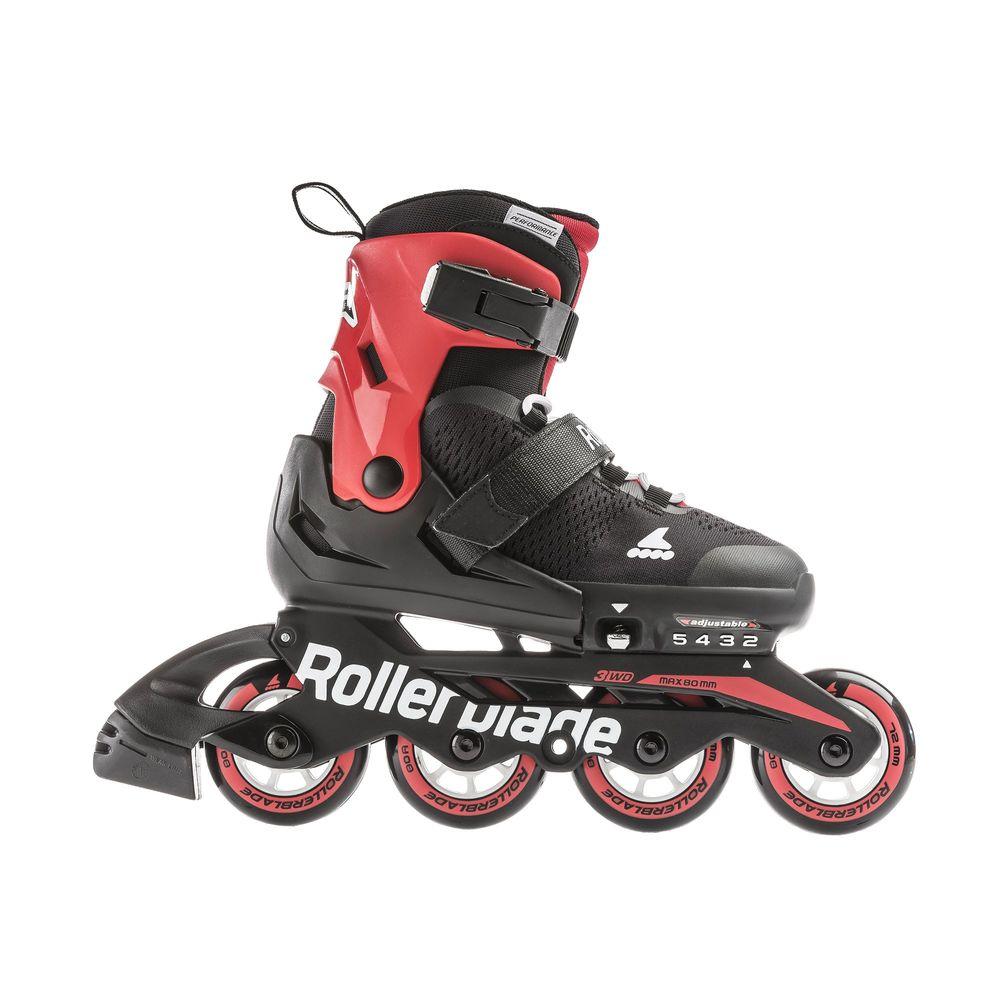 c812192b1a5f4b Купить детские ролики Rollerblade Microblade   раздвижные роликовые ...