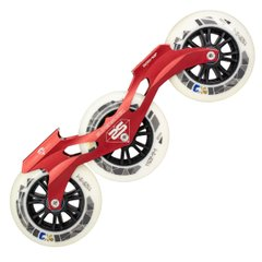 Сет FE Supersonic Red + Speed Wheels 85A 110 mm