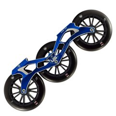 Сет FE Ultrasonic Blue + Speed Wheels 88A 125 mm
