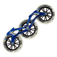 Сет FE Ultrasonic Blue + Speed Wheels 85A 125 mm