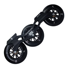 Сет FE Supersonic Black + Speed Wheels 88A