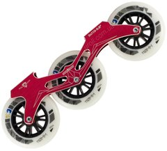Сет Flying Eagle Stingray Red + Speed Wheels 85A